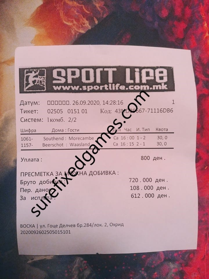 sure betting tips
